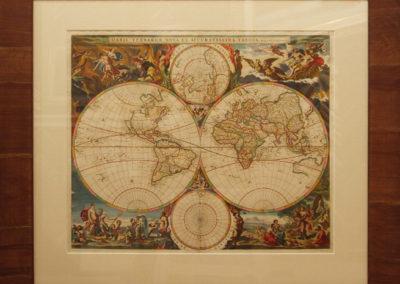 Mapa czeczotka